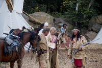 Winnetou & Old Shatterhand