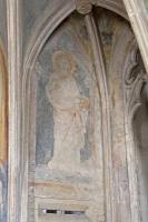 Göttweigerhofkapelle - Kapellenraum - Johannes der Evangelist