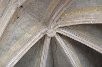 Göttweigerhofkapelle - Kapellenraum - Apsis - Schlussstein