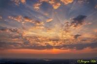 Sunrise - Krems-Hollenburg / Wetterkreuz