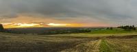 Sunset - Rastenfeld