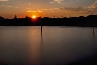 Sunset - Union Lido (Cavallino, Italien)