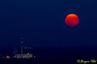 Sunset / Moonrise - Steiner Kreuzberg