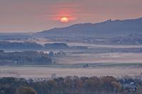Pfaffenberg - Sonnenaufgang