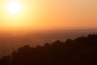 Ferdinandswarte - Sonnenaufgang